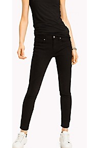 타미 힐피거 우먼 블랙진 Tommy Hilfiger Jegging Fit Jean,MASTERS BLACK