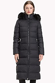타미 힐피거 테일러드 다운 푸퍼 Tommy Hilfiger Tailored Down Puffer,BLACK BEAUTY