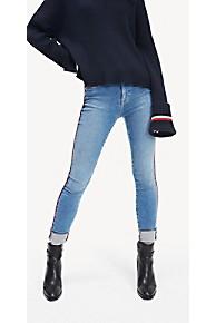 타미 힐피거 Tommy Hilfiger Organic Cotton Jegging Fit Jean,LIGHT BLUE