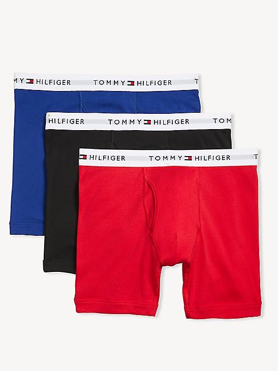 Tommy Hilfiger Mens Underwear Multipack Cotton Classics Trunks