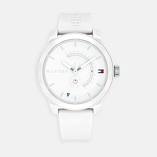 fdee67881 White Sport Watch | Tommy Hilfiger