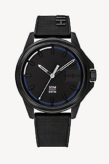 f4c51c670fd Sport Watch with Black Silicon Strap. Quick View for Sport Watch with Black  Silicon Strap. NEW. TOMMY HILFIGER