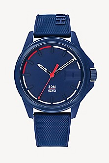 a905e94c9a29 Sport Watch with Blue Silicon Strap. Quick View for Sport Watch with Blue  Silicon Strap. NEW. TOMMY HILFIGER