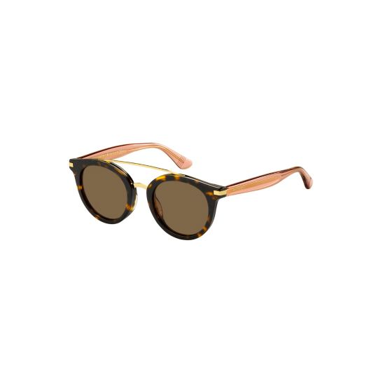 oversized sunglasses - Brown Tommy Hilfiger