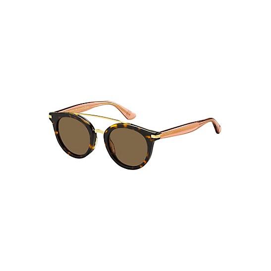 oversized sunglasses - Brown Tommy Hilfiger 3ql2WnhgJ