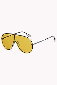 Color. BLACK · GOLD · Retro Sport Sunglasses b6deae60c02a