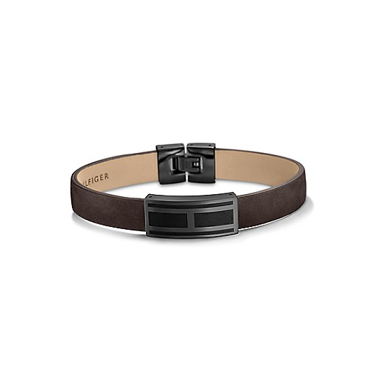 Statement Buckle Leather Belt - Sales Up to -50% Tommy Hilfiger XkLGnC