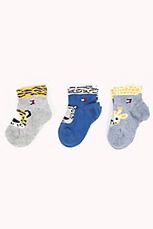 ad886147e48 TH Baby Zoo Socks In Gift Box