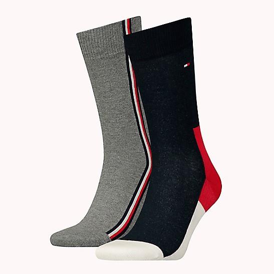 12c358b6 Iconic Sock 2PK | Tommy Hilfiger