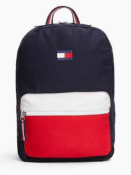 TOMMY HILFIGER Colorblock Backpack