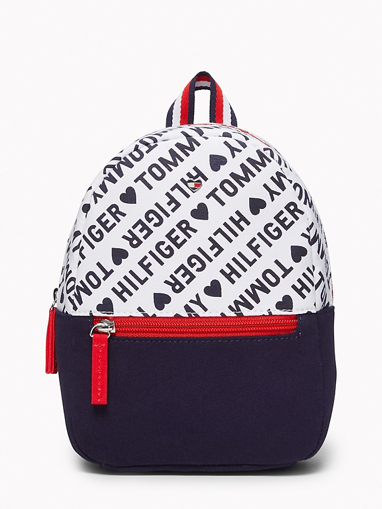NEW TO SALE TH Kids Tommy Script Backpack