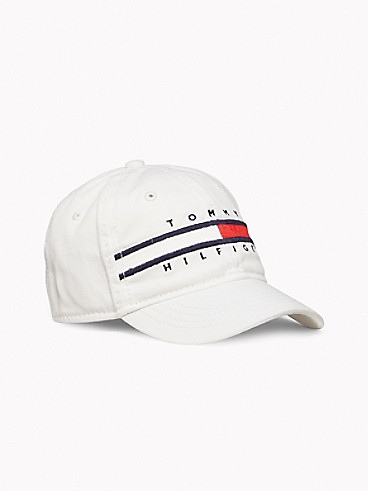 타미 힐피거 키즈 볼캡 모자 Tommy Hilfiger TH Kids Flag Cap