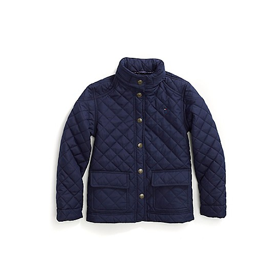 Quilted Barn Jacket Tommy Hilfiger