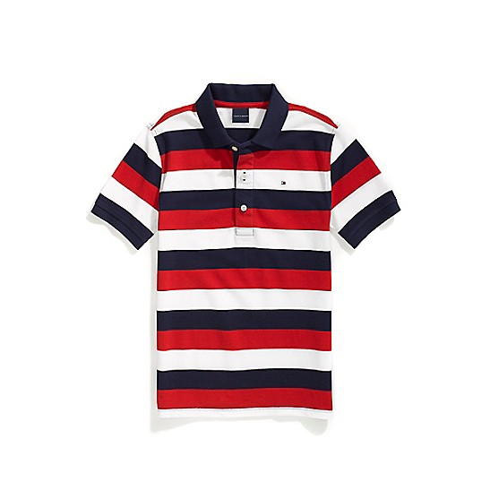 40e8dc70bd6 NEW TO SALE Stripe Polo