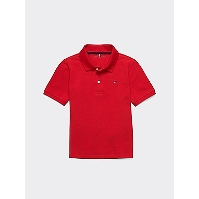 TH Kids Solid Polo | Tommy Hilfiger