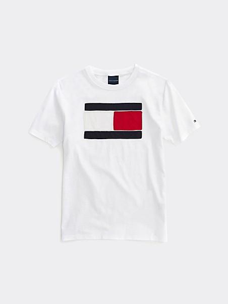 TOMMY HILFIGER TH Kids Flag T-Shirt