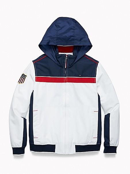 TOMMY HILFIGER TH Kids Colorblock Jacket
