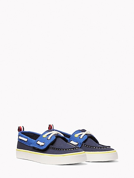 TOMMY HILFIGER TH Baby Boat Shoe