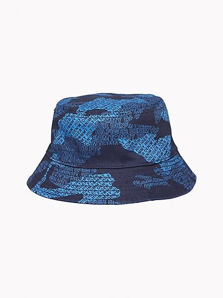 TOMMY HILFIGER TH Kids Reversible Bucket Hat