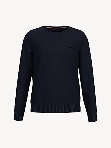 타미 힐피거 키즈 스웨터 Tommy Hilfiger TH Kids Crewneck Sweater