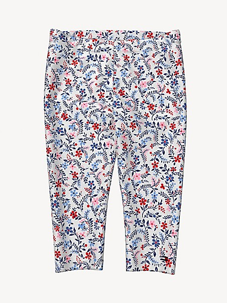 TOMMY HILFIGER TH Baby Floral Print Pant