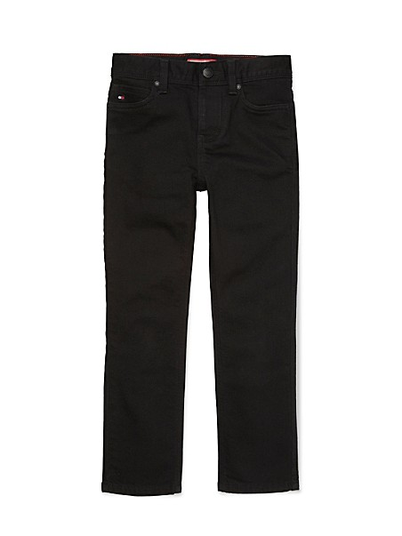 TOMMY ADAPTIVE Slim Straight Fit Jean