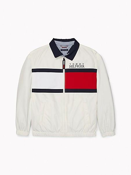 TOMMY HILFIGER TH Kids Flag Jacket