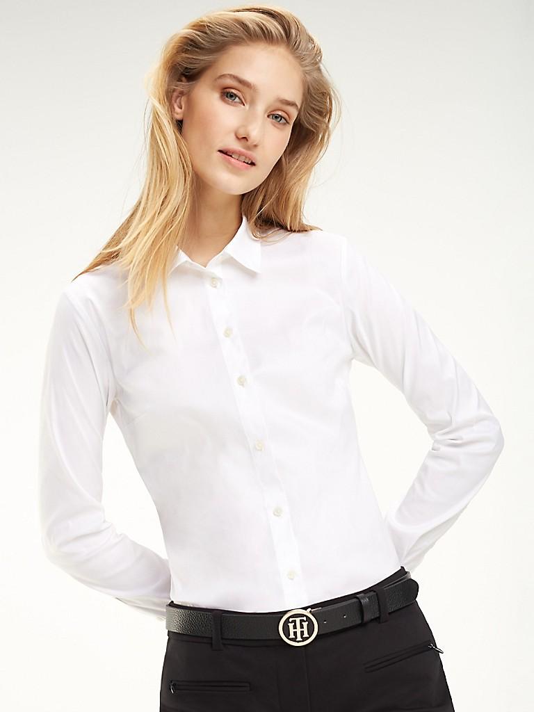 NEW TO SALE Regular Fit Essential Sateen Dress Shirt