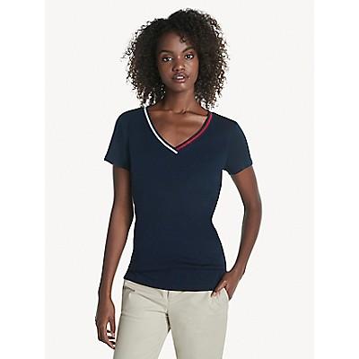 Essential V-Neck T-Shirt | Tommy Hilfiger