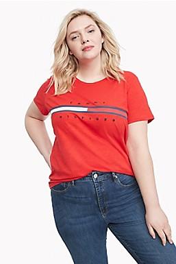 229e12c903402 Women's T-Shirts & Polos | Tommy Hilfiger USA