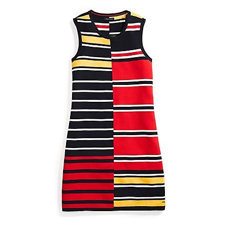 b46ce30236 Stripe Shift Dress
