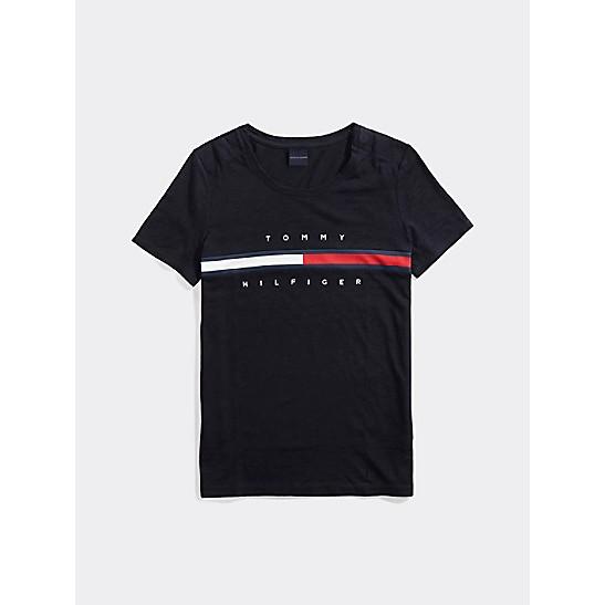 c56fc0f7efd4 Stripe Signature T-Shirt | Tommy Hilfiger