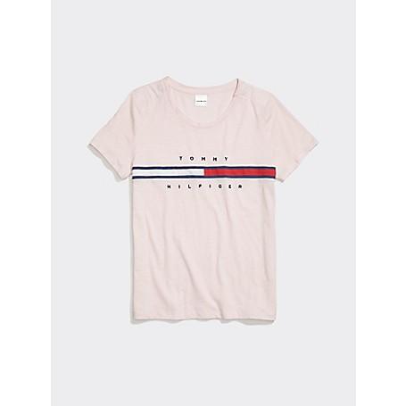 26df52303 Stripe Signature T-Shirt | Tommy Hilfiger