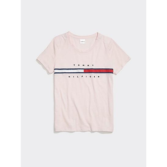 Tommy Sport Signature T Shirt