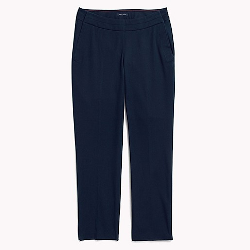 e3b0fe2b3ab863 Seated Fit Slim Stretch Pant | Tommy Hilfiger