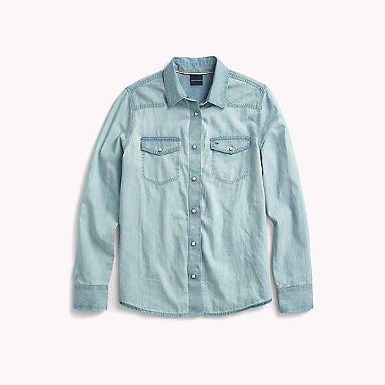 17b5a57d5 NEW TO SALE Denim Shirt
