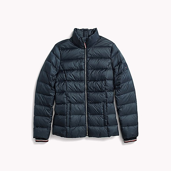 0f050757 Seated Fit Quilted Puffer Jacket | Tommy Hilfiger