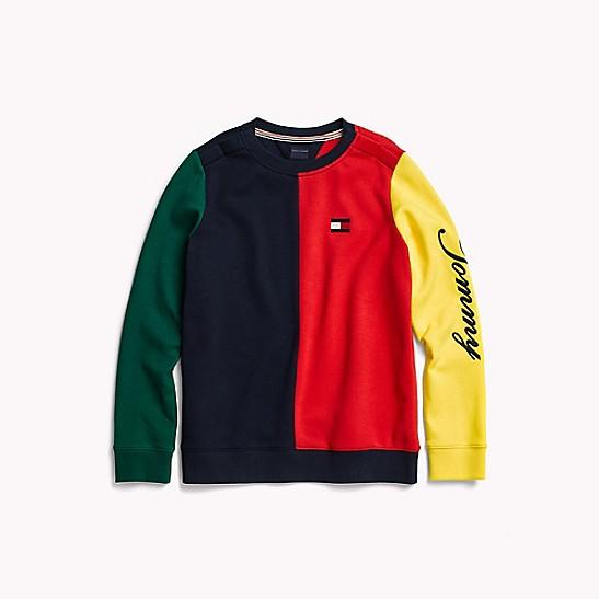 151dba5e Colorblock Sweatshirt   Tommy Hilfiger