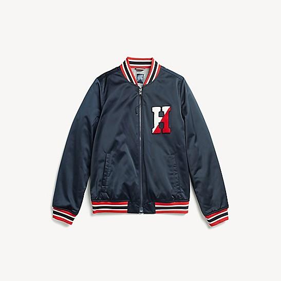 6f78f47c3 H Varsity Jacket | Tommy Hilfiger