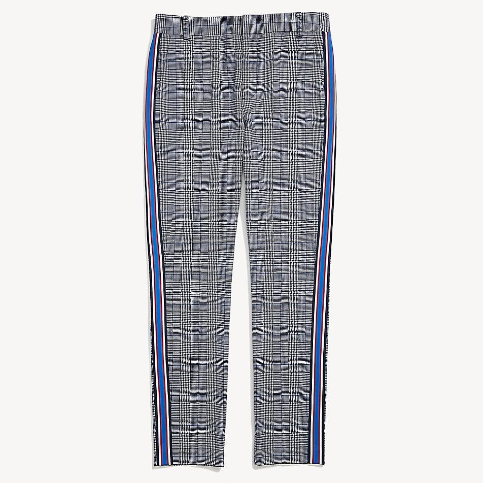 NEW TO SALE Plaid Skinny Pant