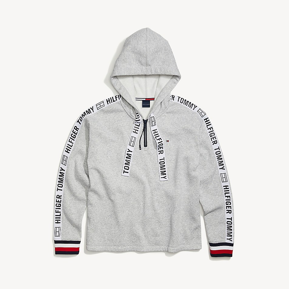 NEW TO SALE Logo Tape Hoodie