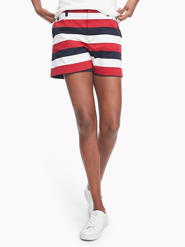 NEW TO SALE Essential Stripe Sailor Short