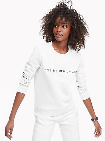 Tommy Hilfiger Women's Essential Logo Sweatshirt