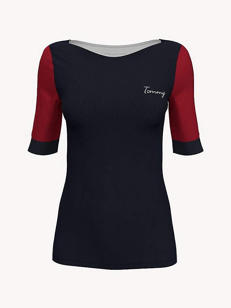Essential Favorite Boatneck T-Shirt