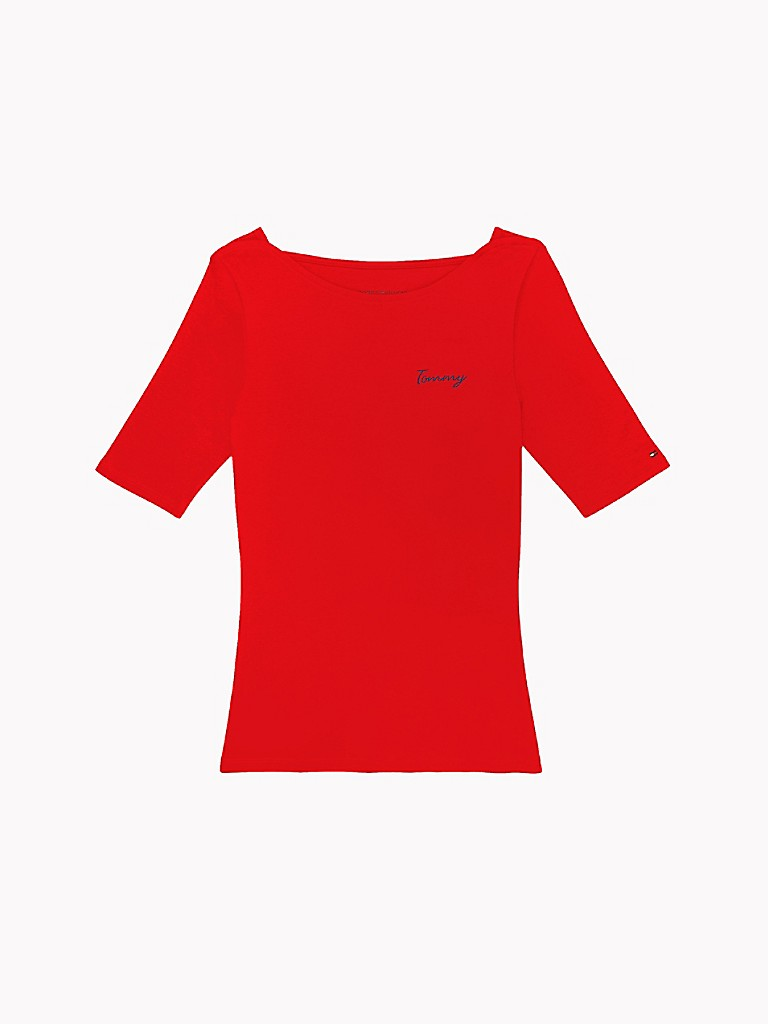 NEW TO SALE Essential Favorite Boatneck T-Shirt
