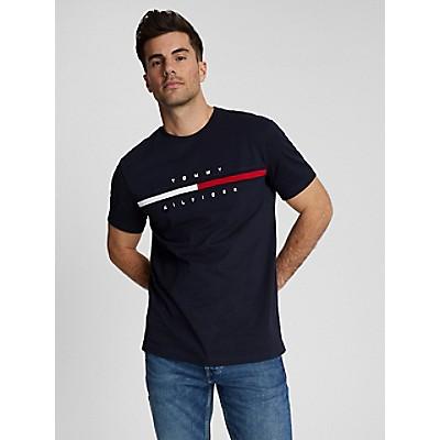 Essential Flag Logo T-Shirt | Tommy Hilfiger
