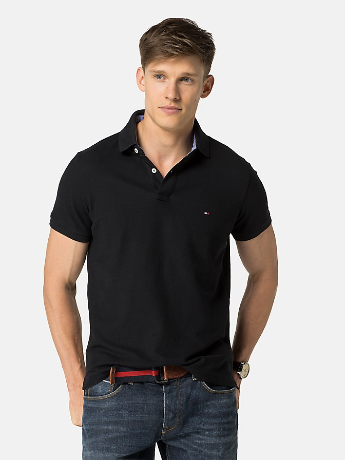 NEW TO SALE Slim Fit Performance Polo
