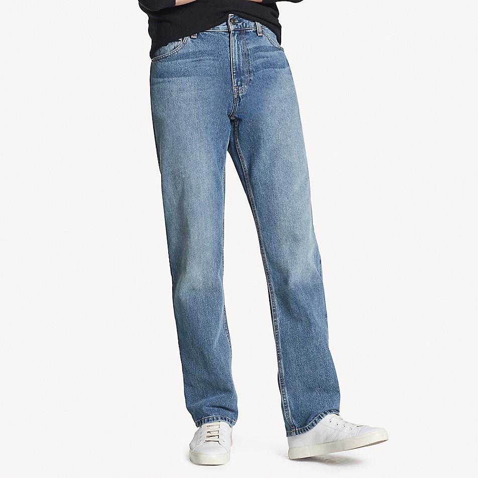 Regular Fit Essential Medium Blue Jean