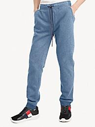 타미 힐피거 스웻팬츠 Tommy Hilfiger Essential Sweatpant,fleet blue heather