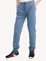 타미 힐피거 스웻 팬츠 Tommy Hilfiger Essential Sweatpant,FLEET BLUE HEATHER